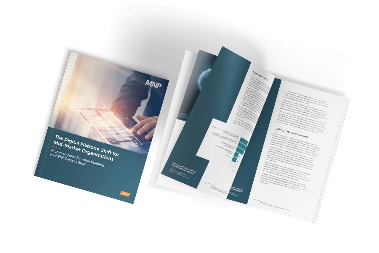 11Digital Platform Shift for Mid-Market Organizations Whitepaper