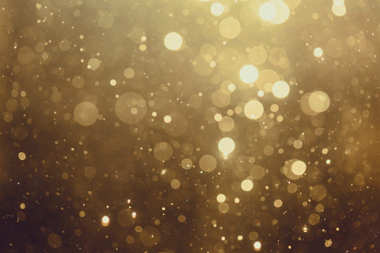 light confetti